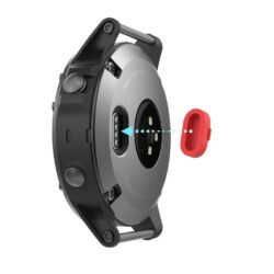 Nút bịt bảo vệ chân sạc cho đồng hồ Garmin fenix, 935/945/245/645/... (combo 2 nút)