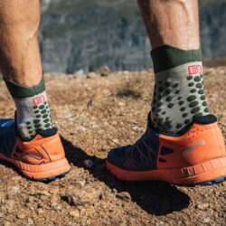 Vớ chạy bộ Compressport Pro Racing Socks V3.0 - Trail