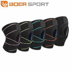 Băng đai bảo vệ gối Boer Cross Belt KN03s