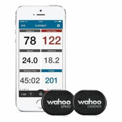 Bộ cảm biến đo tốc độ và guồng chân Wahoo RPM - Speed & Cadence Combo