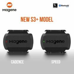 Cảm biến tốc độ và vòng tua chân đạp xe 2-in-1 Magene S3+ Sensor