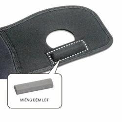 Đai bảo vệ đầu gối ZAMST JK-1 (hỗ trợ vừa)