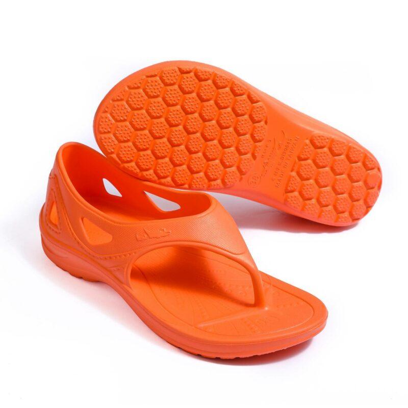 Dép chạy bộ Unisex Y-Sandal Running Heel Cover