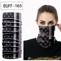 Khăn ống đa năng đi phượt YGP Buff (Magic Turban)