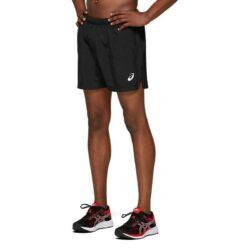 Quần đùi chạy bộ nam Asics Silver 5in Short