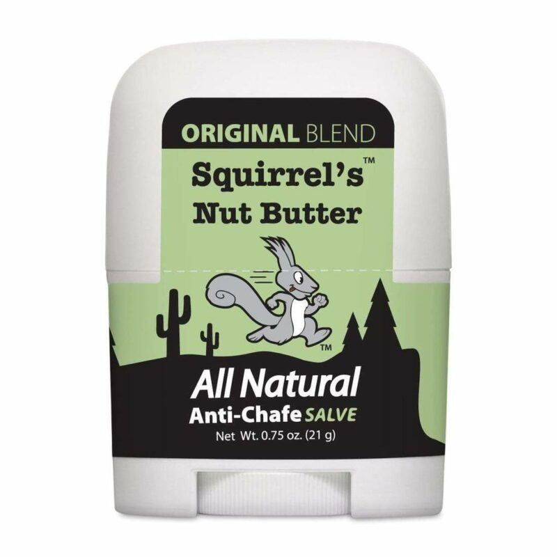 Sáp chống phồng rộp Squirrel's Nut Butter Anti-Chafe Salve (21g)