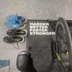 Thảm đệm lót cho rulo đạp xe Magene Smart Trainer Floor Mat 4mm