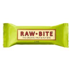 Thanh năng lượng dinh dưỡng hữu cơ hạt và trái cây RAWBITE (HSD: 11/2021)