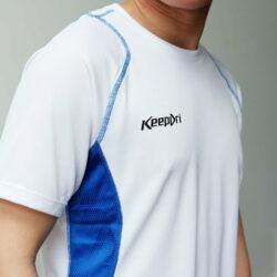 Áo chạy bộ nam KeepDri Fit Tee KTM023
