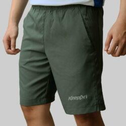 Quần đùi thể thao nam KeepDri Run Shorts