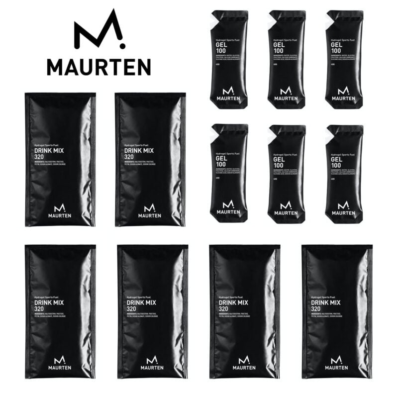 Combo năng lượng Maurten Gel & Drink Standard Pack