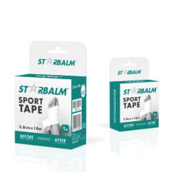 Băng vải thể thao StarBalm 3.8cm x 10m (StarBalm Sport Tape)