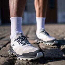 Vớ chạy bộ đường dài Compressport Pro Marathon Socks