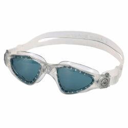 Kính Bơi Aqua Sphere Kayenne - Smoke/Trans/Silver (Clear Lens)