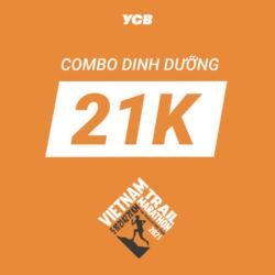 Combo dinh dưỡng Vietnam Trail Marathon - 21K