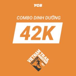 Combo dinh dưỡng Vietnam Trail Marathon - 42K