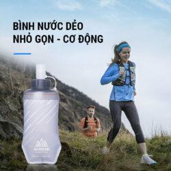 Bình nước dẻo Aonijie Quick Stow Flask SD23 (420ml)