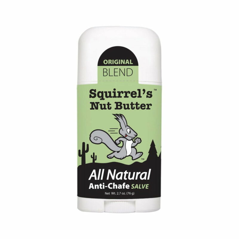 Sáp chống phồng rộp Squirrel's Nut Butter Anti-Chafe Salve (77g)