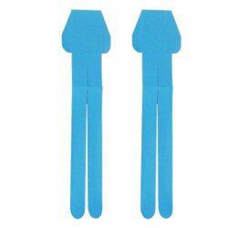 Băng dán bắp chân - gót chân Calf & Achilles Support Kineosiology Tape Precut (2 băng)