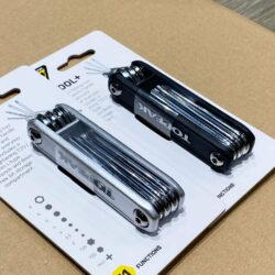 Bộ dụng cụ cầm tay mini tool Topeak X-TOOL+ (11 chức năng) - Bạc