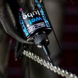 Nhớt bôi trơn sên xe đạp Muc-Off Wet Lube (50ml) (cho mùa mưa)