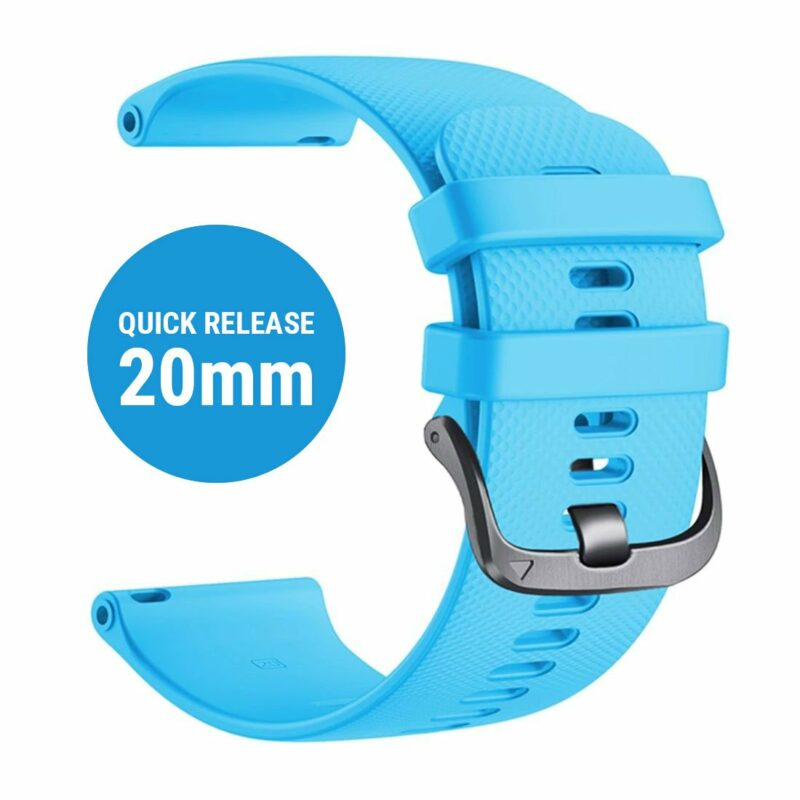 Dây đồng hồ Quick Release Vivo 20mm - Garmin vivoactive 3 / forerunner 245 / 645